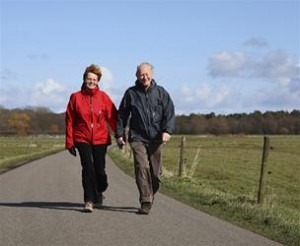 Walking is great exercise. Advice from a Fareham Chiropractor