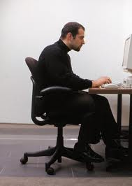Improve your posture with this simple programme suggests our Fareham chiropractor