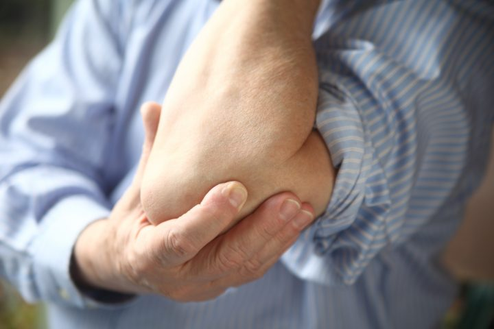 tennis elbow advice from our Fareham chiropractor