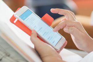 digital detaox advice from our fareham chiropractor