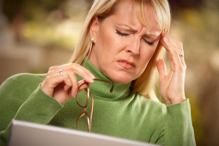 headache advice from our fareham chiropractor