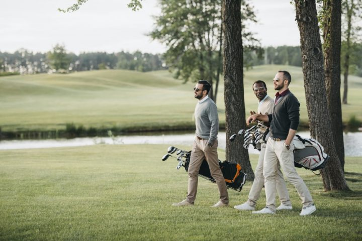back care advice for golfers fro our fareham chiropractor