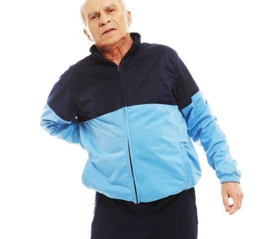 back pain making you feel older