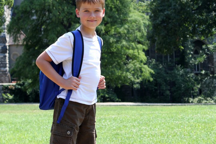 back care advice for school children from our fareham chiropractor