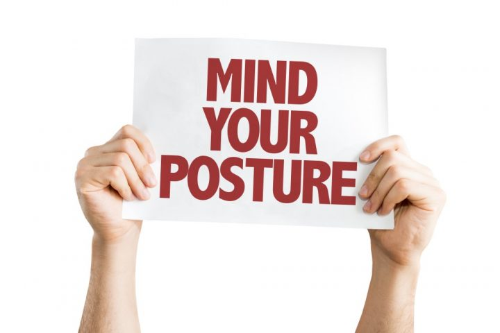 posture advice from our fareham chiropractor